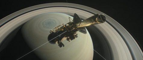 Cassini's Descent