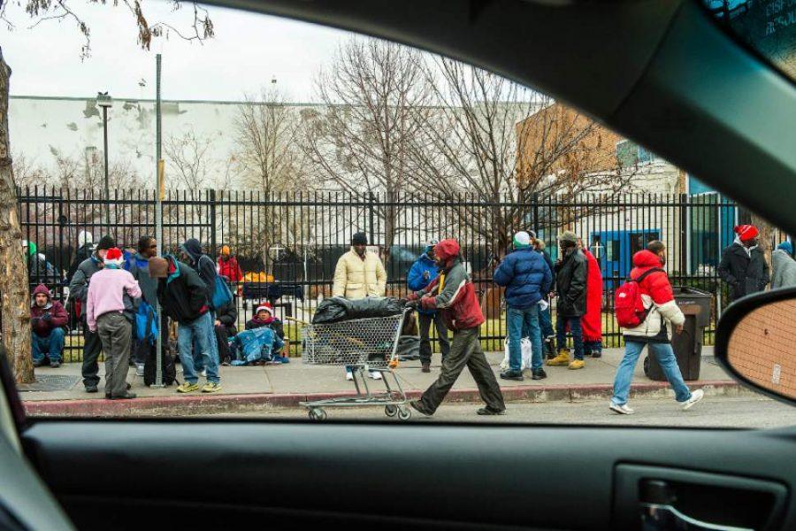 The Homeless Crisis In Salt Lake