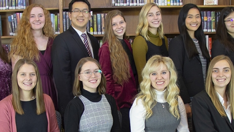 Skyline Congratulates its 2019 Sterling Scholar Nominees