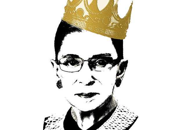 The Craze Behind the Notorious RBG
