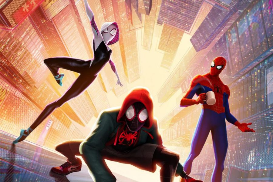 Film Corner: Spider Man: Into the Spider-Verse