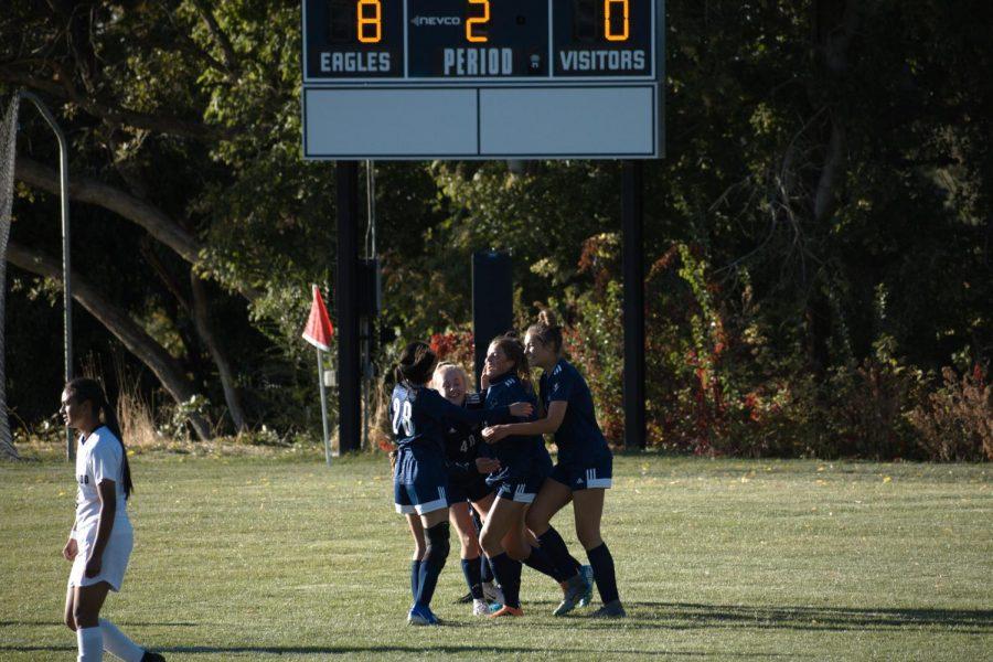 Skyline Womens Soccer Takes State