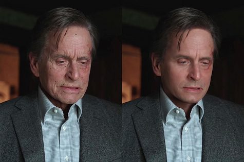CGI De-Aging in Hollywood