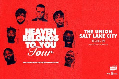 BROCKHAMPTON Brings Heaven to Salt Lake City