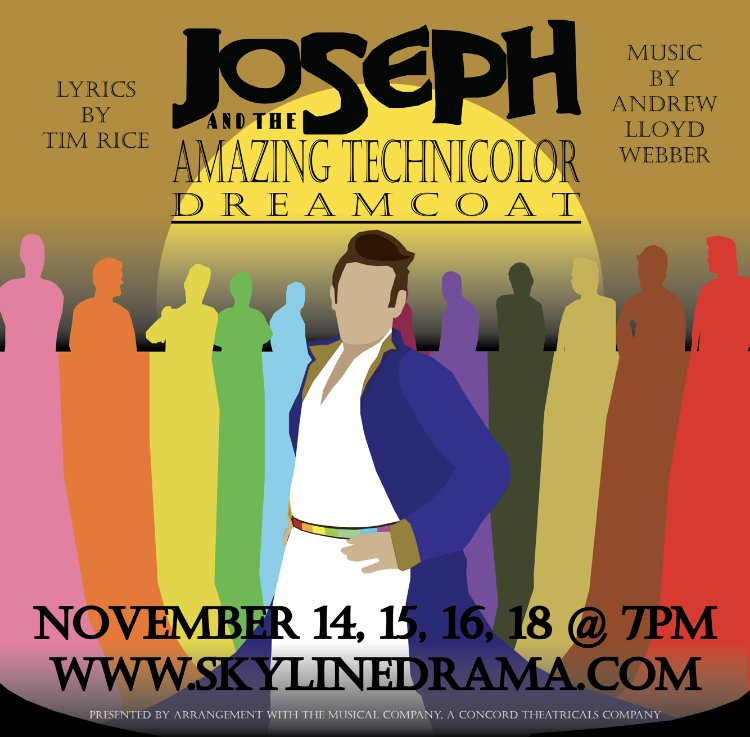 """""""Joseph and the Amazing Technicolor Dreamcoat"""" Lights Up Skyline High With Every Color in the Rainbow"""