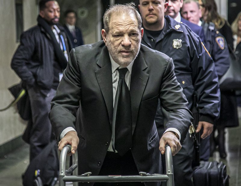 Producer+Harvey+Weinstein+Potentially+Faces+29+Years+in+Prison