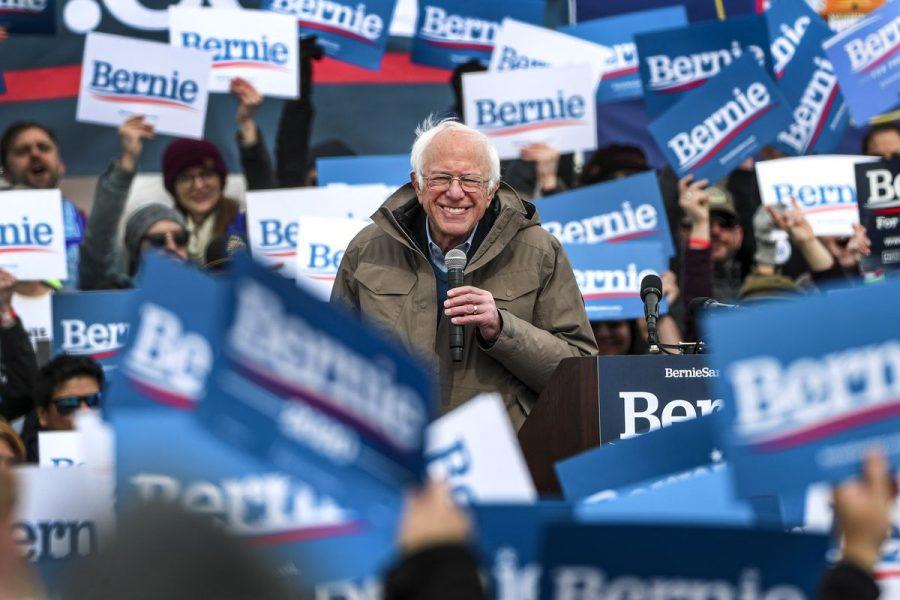 Senator+Bernie+Sanders+Inspires+Utahns+To+Vote