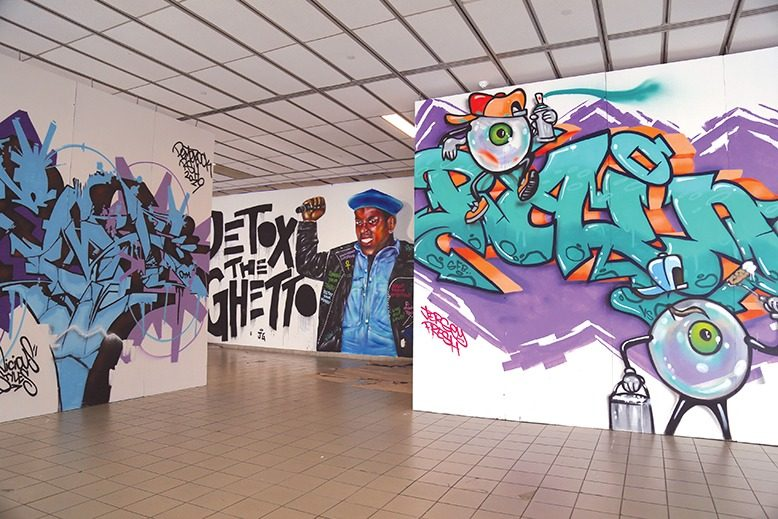 Graffiti+Arts+True+Expression