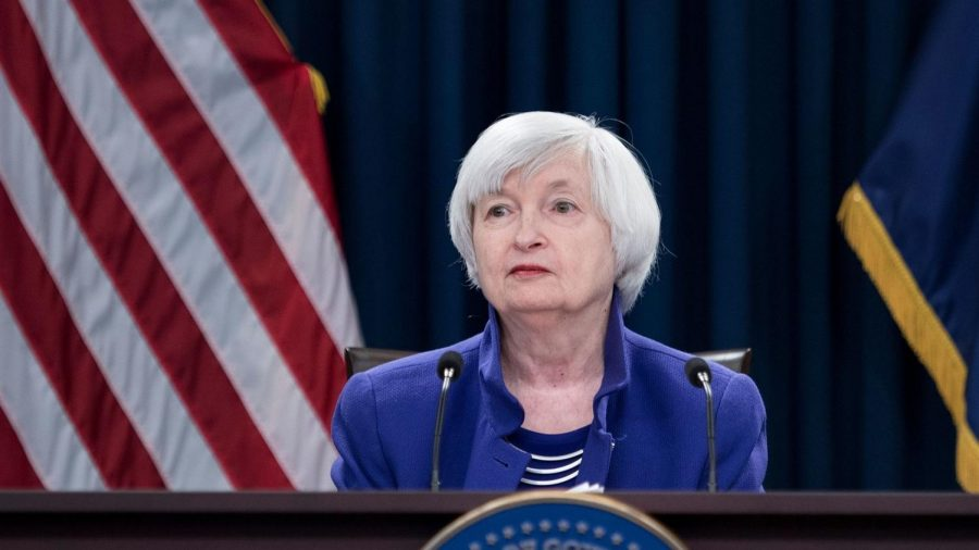 Janet Yellen will Become First Female Secretary of Treasury