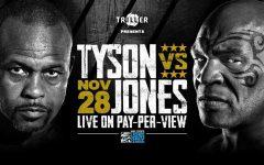 Mike Tyson vs. Roy Jones Jr. Fight