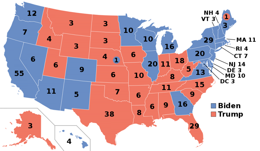 Why+Georgia+Was+The+Only+State+In+The+South+To+Vote+For+Biden