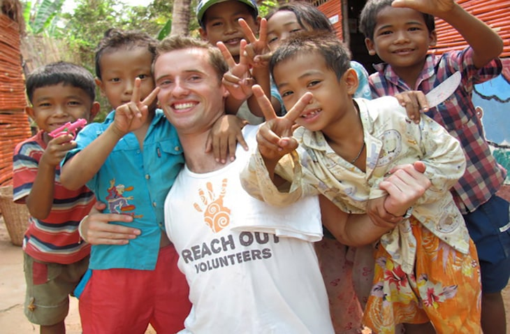 The Issue with Voluntourism