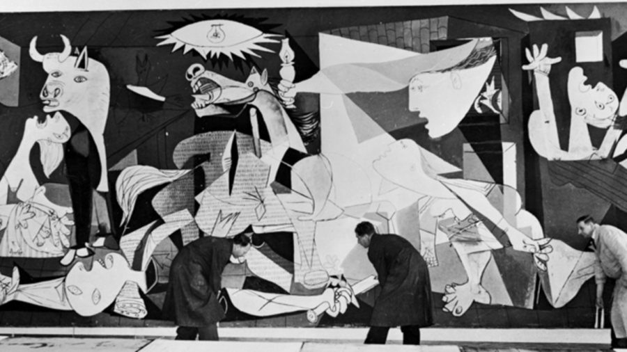 Iconic Picasso Tapestry Gets Removed From the United Nations