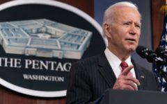 President Biden Ordered Airstrikes On Syria