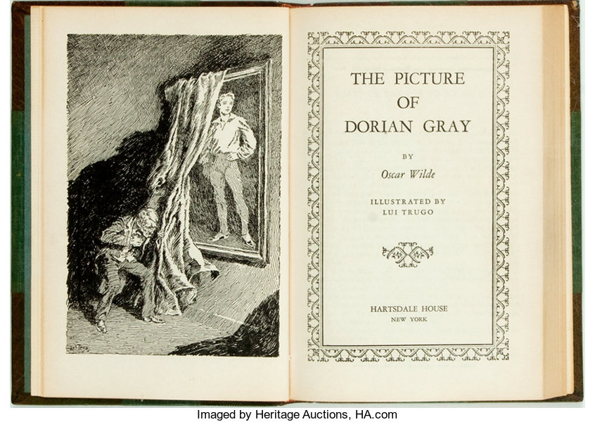 Book Review: The Portrait of Dorian Gray
